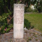 Gedenkstein