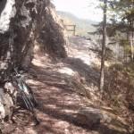 Abfahrt vom Fernpass